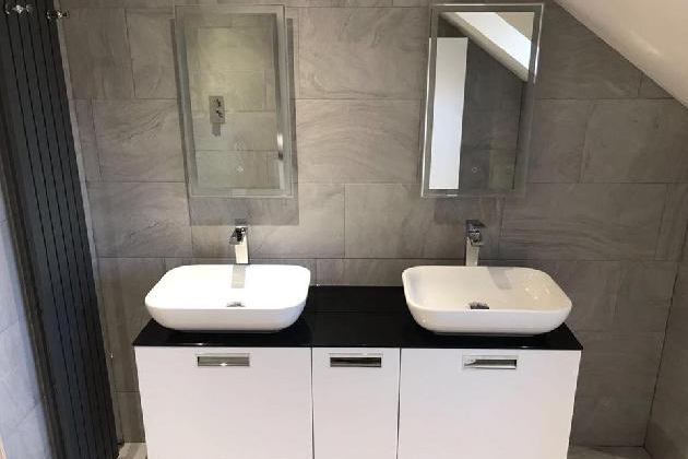 Full Bathroom Refurbishments